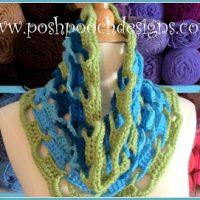 Linked-Up Cowl Crochet Tutorial