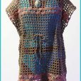 Crochet Tutorial: Beach Swimsuit Cover-Up