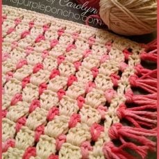 Learn How To Make The Block Stitch