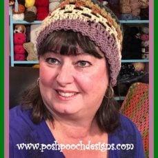 Loveland Headband Crochet Pattern