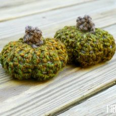 Tweedy Little Pumpkins Pattern