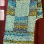 Woven Dreams Baby Blanket Pattern