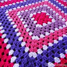 Berry Season Blanket