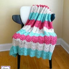 Boardwalk Breeze Blanket Pattern