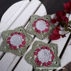 Wish Star Coasters Tutorial