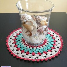Coastal Placemat Pattern