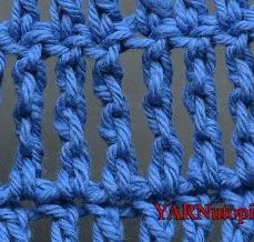 Double Treble Crochet Stitch Tutorial
