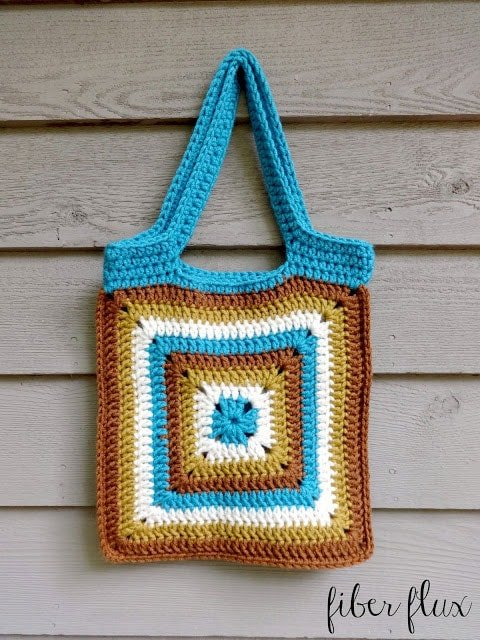 Nature Walk Tote Pattern